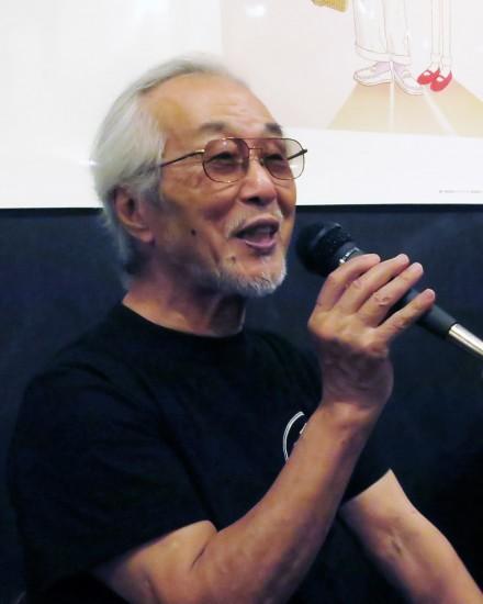トーク 小田部さん